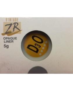 9027 VINTAGE ZR OPAQUE LINER 5G D3O W...