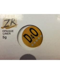 9028 VINTAGE ZR OPAQUE LINER 5G D4O W...