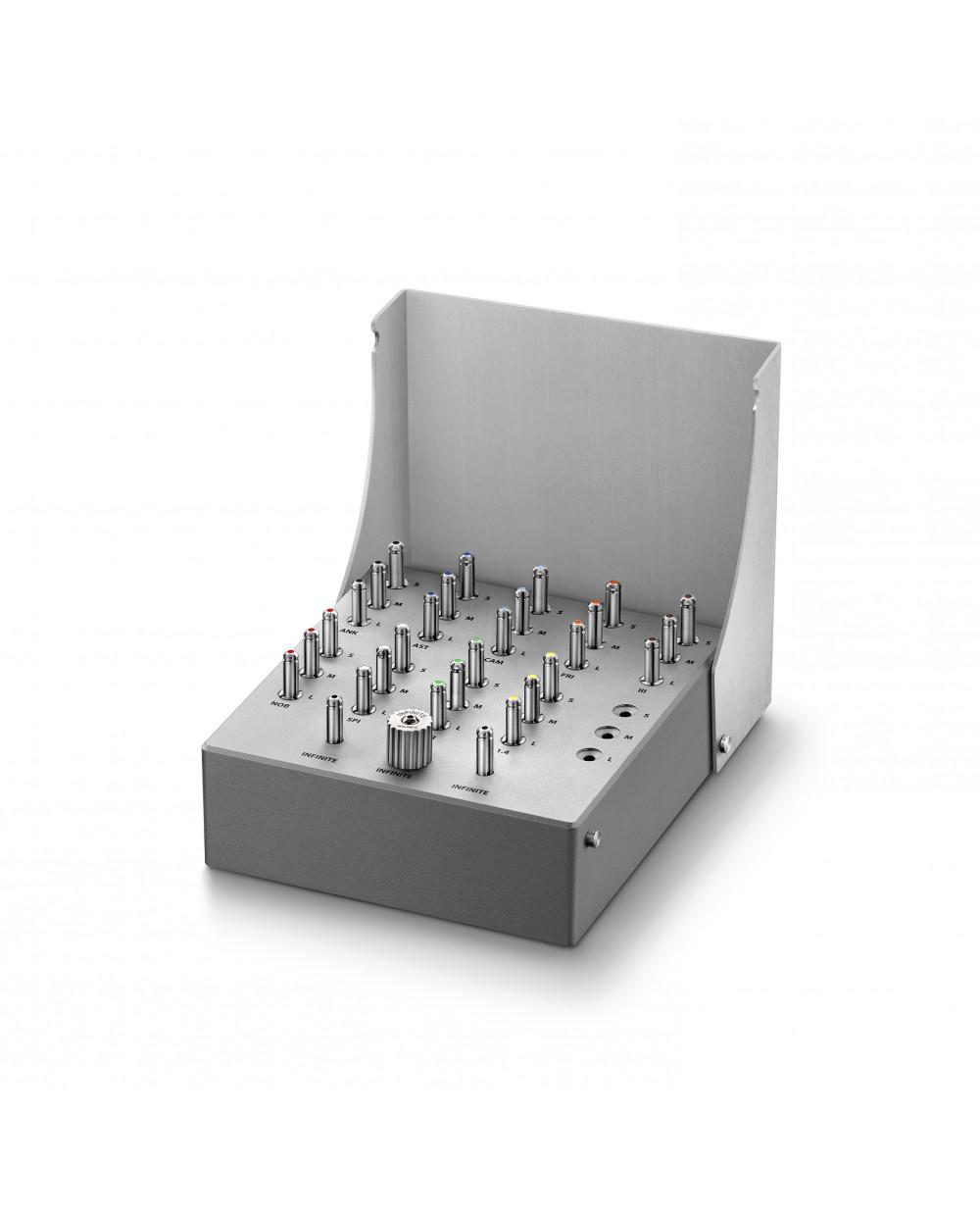 Zestaw Master - 27 kluczy do implantologii