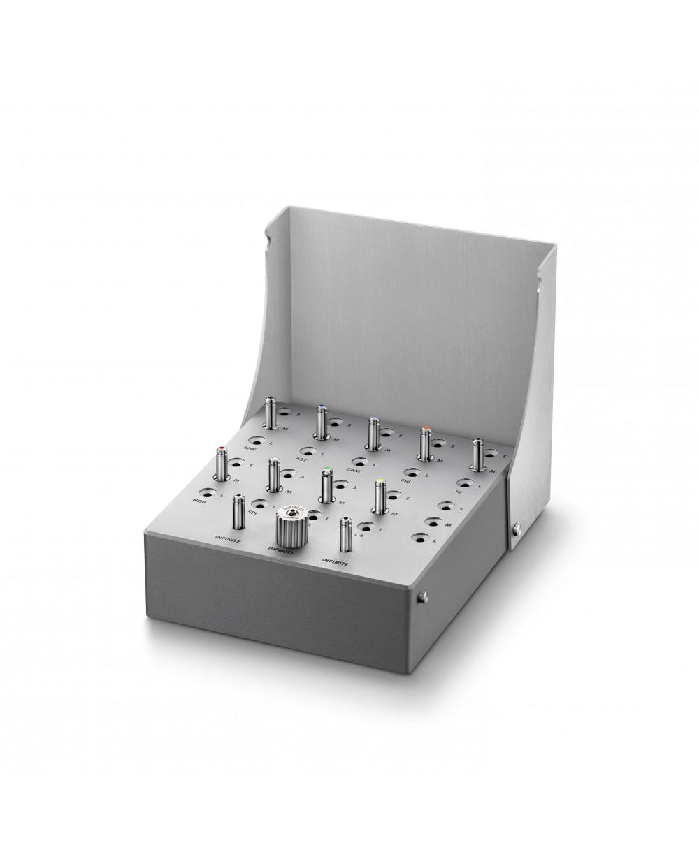 Zestaw Basic - 9 kluczy do implantologii