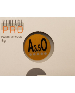P0005 VINTAGE PRO PASTE 6G A3,5O OPAQUE