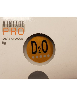 P0015 VINTAGE PRO PASTE 6G D2O OPAQUE