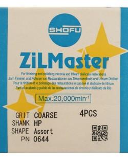 0644 ZILMASTER COARSE HP ASSORTMENT