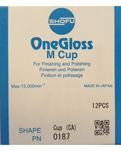 0187 ONE GLOSS M CUP