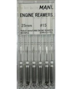ENGINE REAMERS 25MM 15 1OP. WYRÓB M...