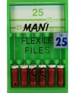 FLEXILE FILES 21MM 25 1OP. WYRÓB MED...