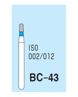 DIA-BURS BC-43 FG (5 SZT.) WYRÓB MEDY...